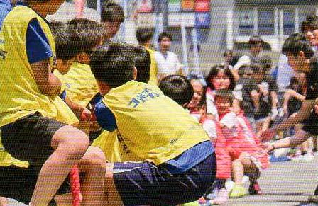 武蔵小杉のスポーツイベントであるコスギんピック