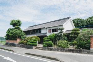 桜井地区にある古民家学生寮